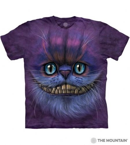Big Face Cheshire Cat | The Mountain®
